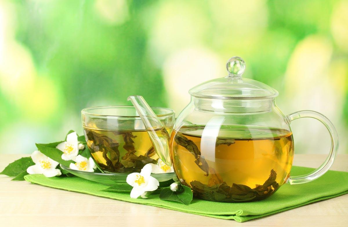 ceaiu verde