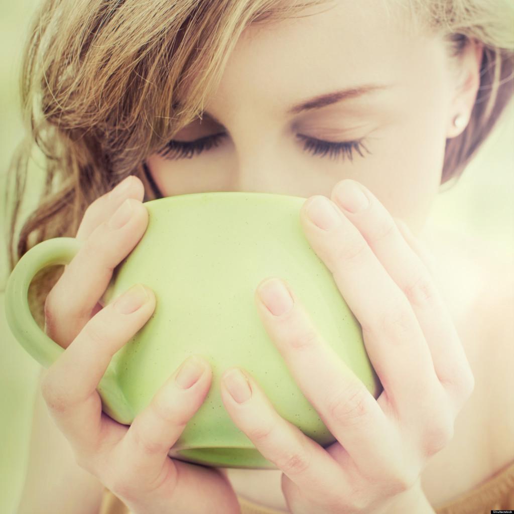 beau ceai verde